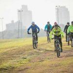 קבוצת רכיבה על אופניים