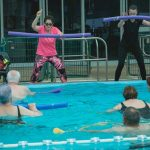 מדריכה שחיה טיפולית במורפיט - מרכז כושר ובריאות ברמת גן