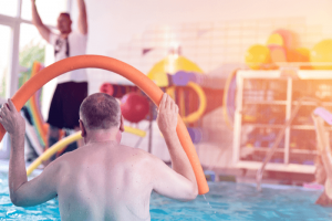 שחיה טיפולית רמת גן