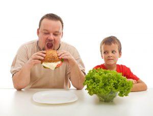 אכילה רגשית אצל ילדים
